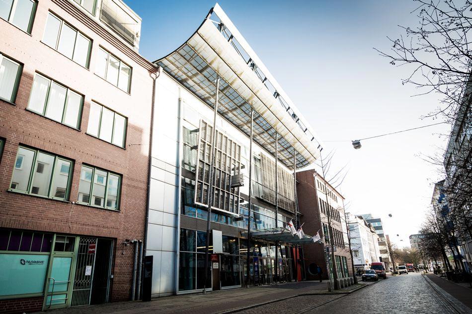 Bild Außenansicht von der Eingang am Tag © Metropol Theater Bremen
