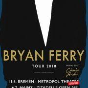 Veranstaltungsbild von Bryan Ferry - Tour 2018 © Metropol Theater Bremen