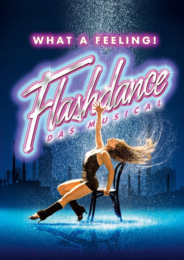 Flashdance – Das Musical Tour 2018