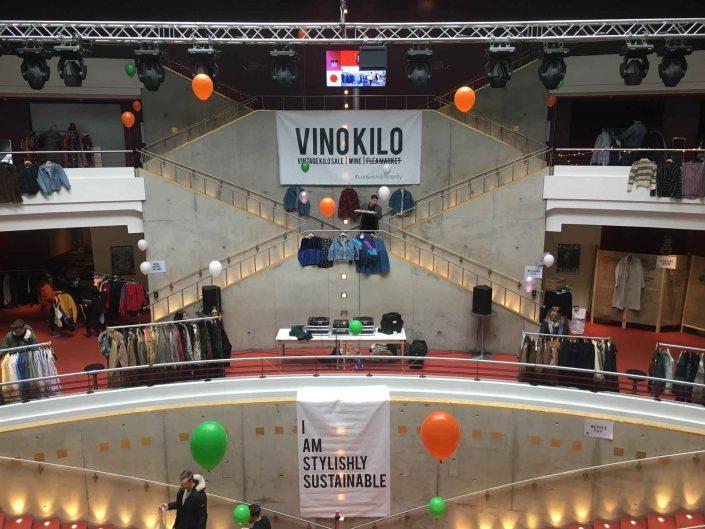 Anzeige von Vinokilo © Metropol Theater Bremen