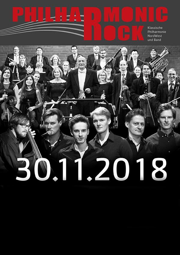 Philharmonic Rock – Abschlusskonzert 2018