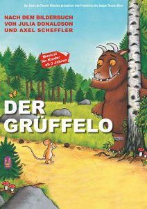 Veranstaltungsbild der Grüffelo © Metropol Theater Bremen