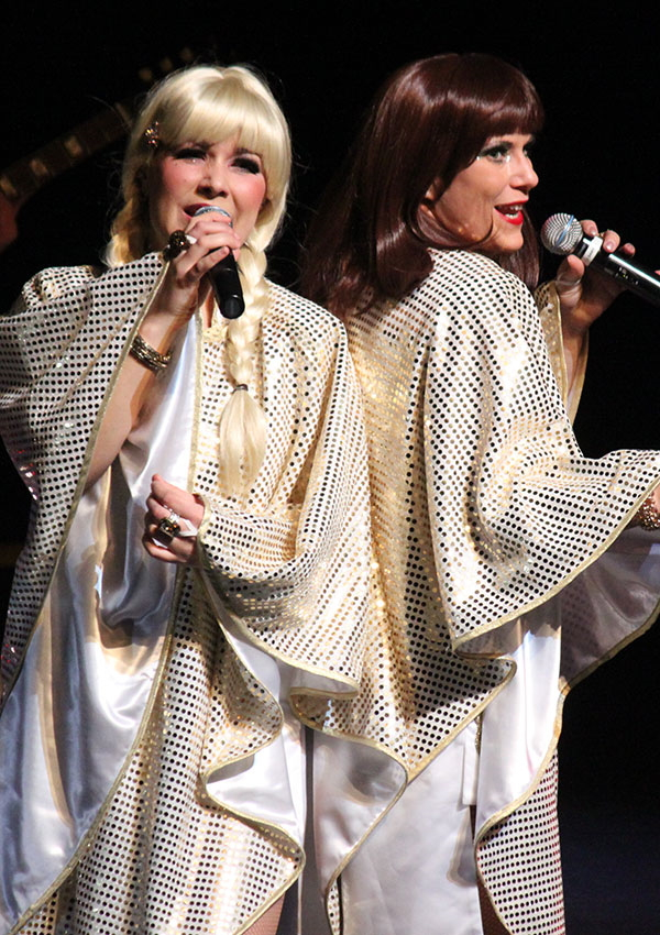 The Tribute Show – ABBA today