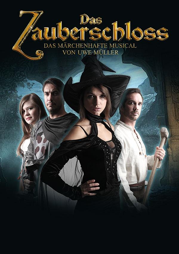 Das Zauberschloss – Das märchenhafte Musical