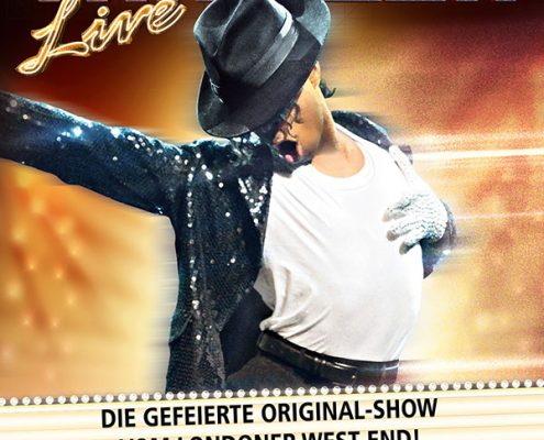 Veranstaltungsbild von dir Show über den King of Pop - Thriller Live © Metropol Theater Bremen
