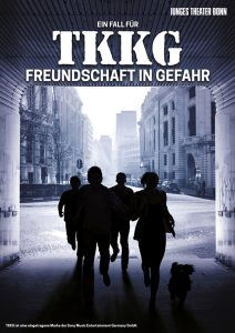 Veranstaltungsbild TKKG - Freundschaft in Gefahr © Metropol Theater Bremen