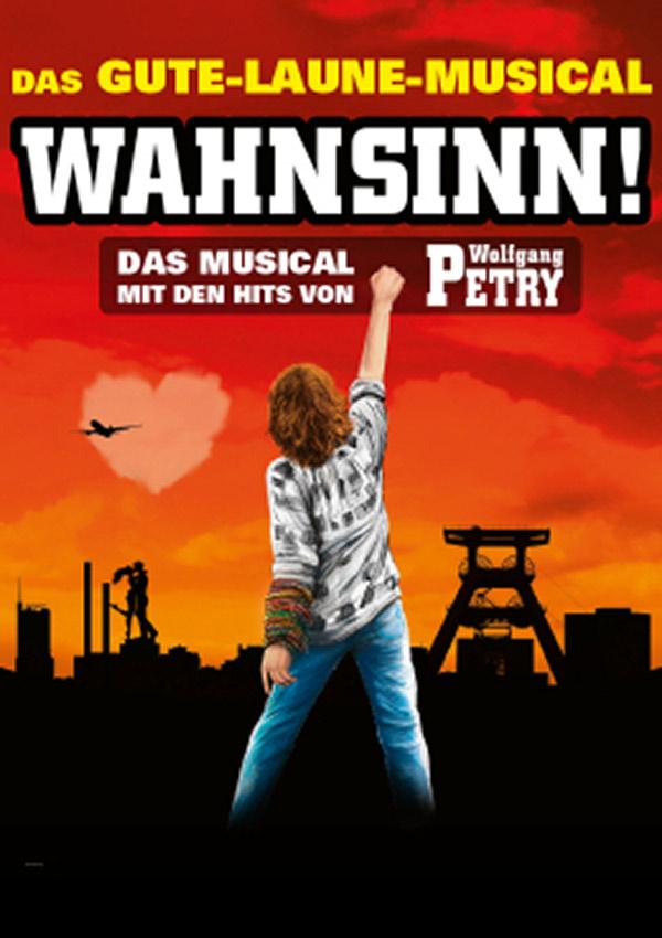 Wahnsinn – Das Musical