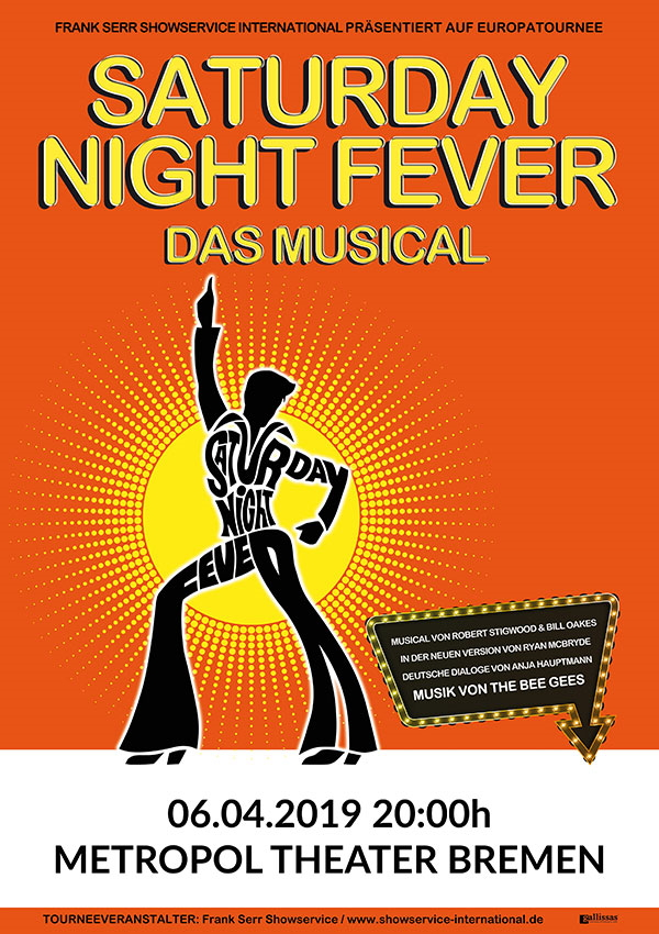 Saturday Night Fever – Das Musical