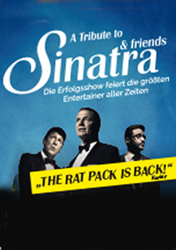 Sinatra and Friends – a tribute