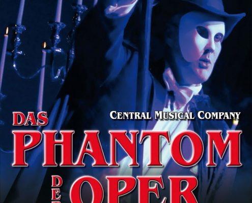 """Veranstaltungsbild """"Das Phantom der Oper"""" © Metropol Theater Bremen"""