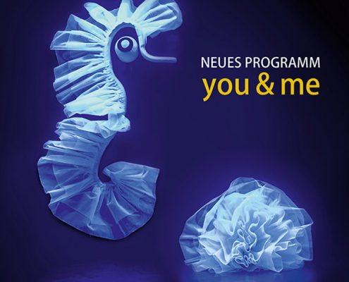 """Veranstaltungsbild """"Mummenschanz"""" - Die Meister der Fantasie © Metropol Theater Bremen"""