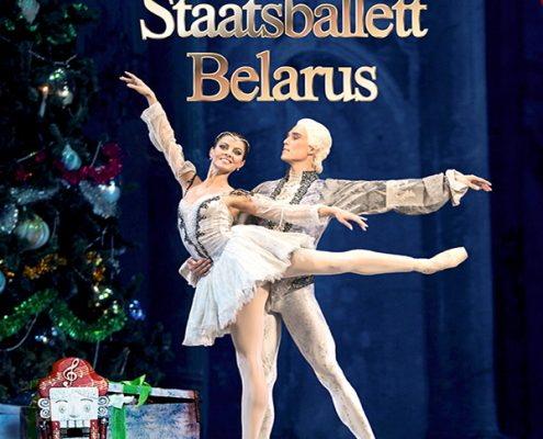 "Veranstaltungsbild ""Der Nussknacker"" - Bolschoi Staatsballet Belarus © Metropol Theater Bremen"