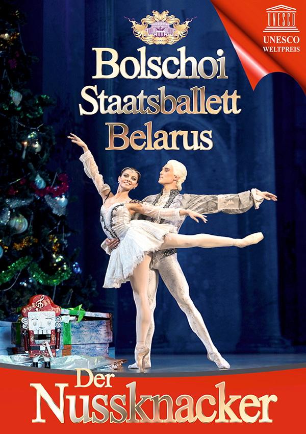 Der Nussknacker – Bolschoi Staatsballett Belarus