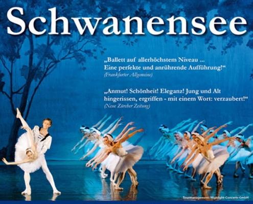 """Veranstaltungsbild """"Schwanensee"""" - Das Russiche Nationalballett aus Moskau © Metropol Theater Bremen"""