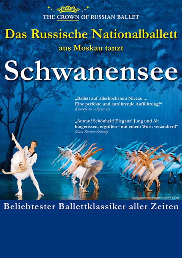 Schwanensee – Das Russische Nationalballett Moskau