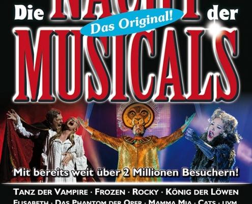 Die Nacht der Musicals - Das Original! | Metropol Theater Bremen