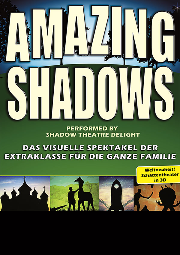 Amazing Shadows – performed by Shadow Theatre Delight