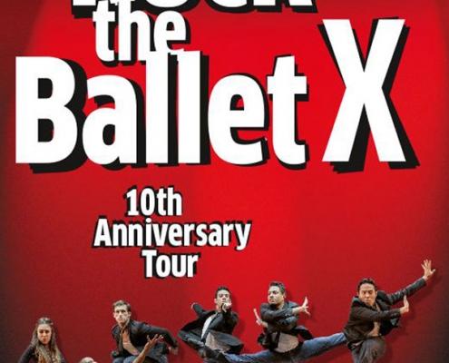 """Veranstaltungsbild """"Rock the Ballet X"""" - 10th Anniversary Tour © Metropol Theater Bremen"""