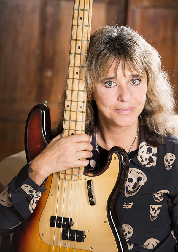 Suzi Quatro & Band – an evening with…