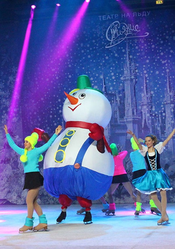 Russian Circus on Ice - Ein Wintermärchen | Metropol Theater Bremen