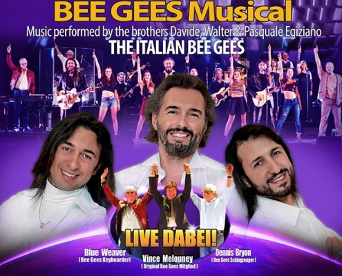 The Italian Bee Gees | Metropol Theater Bremen