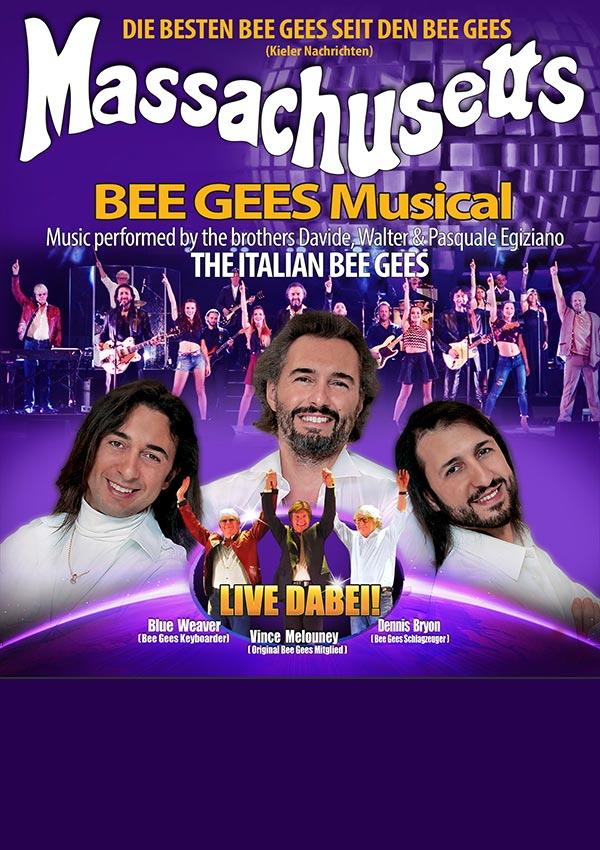Massachusetts – Das Bee Gees Musical