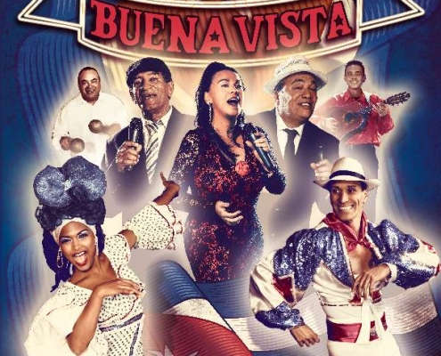 The Legends of Cuban Music Pasion De Buena Vista im Metropol Theater Bremen