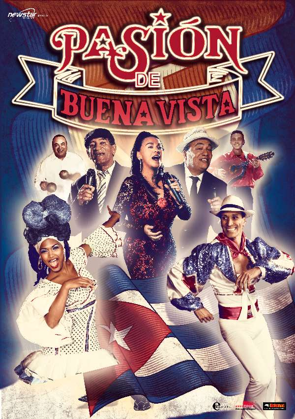 Pasión de Buena Vista – The Legends of Cuban Music