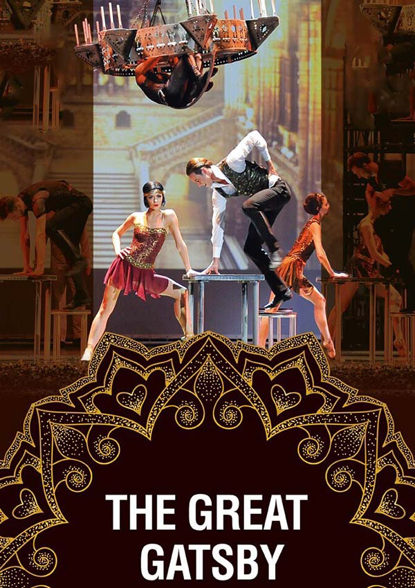The Great Gatsby Ballet – erstmals in Bremen