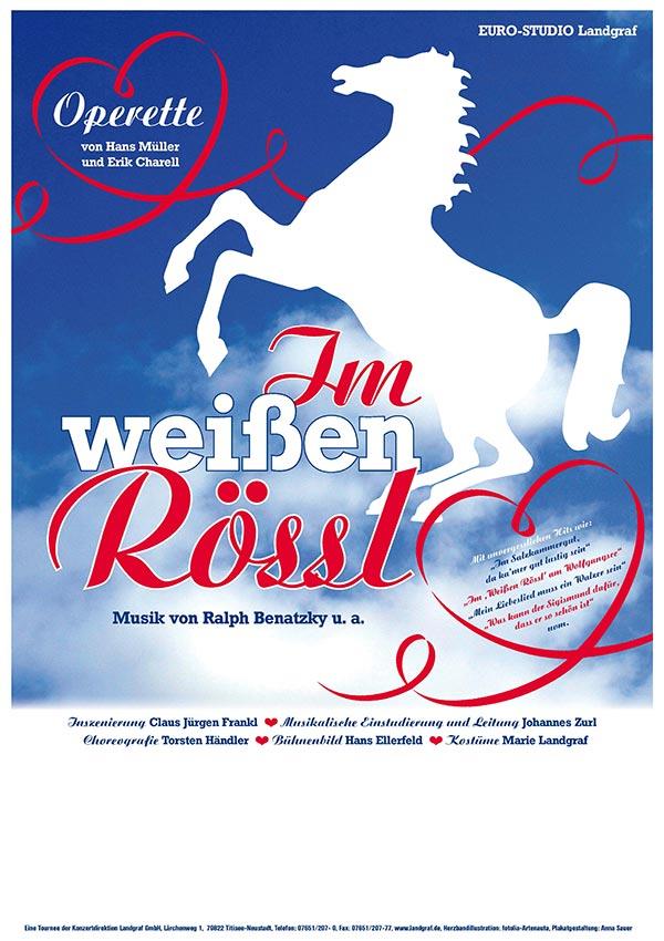 Im weissen Rössl – Singspiel von Hans Müller und Erik Charell