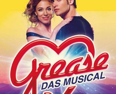 Grease 40 Jahre
