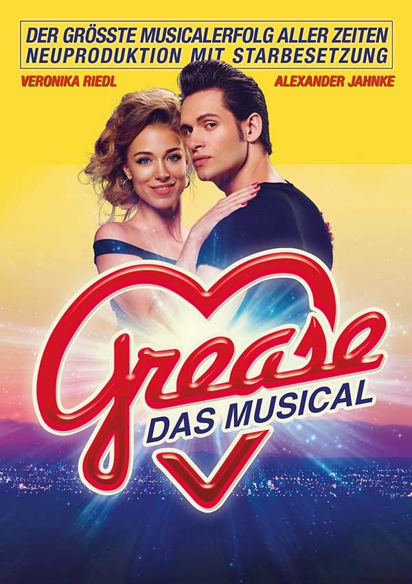 Grease – Das Musical