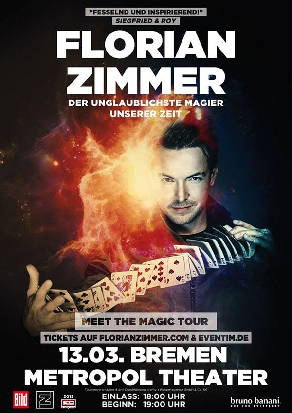 Florian Zimmer – meet the magic