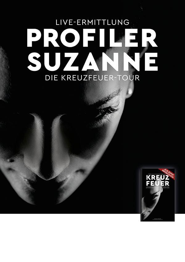 Profiler Suzanne Grieger-Langer – Cool im Kreuzfeuer