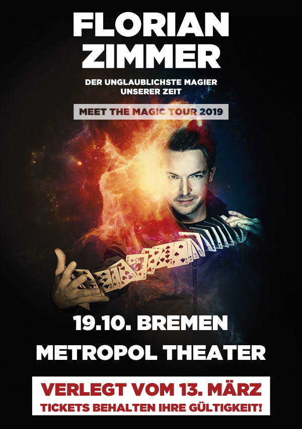 Meet The Magic Florian Zimmer