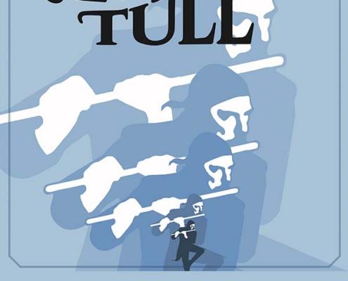 Plakatmotiv Jethro Tull by Ian Anderson im Metropol Theater Bremen 2021