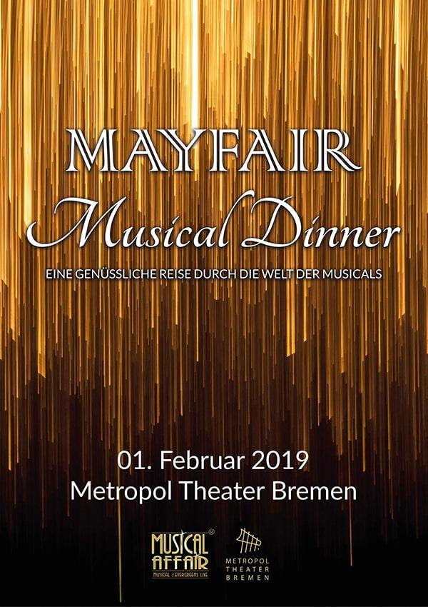 Mayfair Musical Dinner