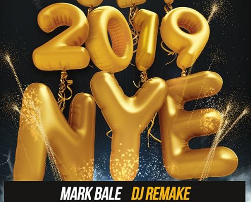 Silvester mit Mark Bale DJ Remake