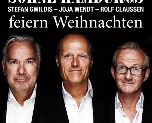 Stefan Gwildis, Joja Wendt, Rolf Caussen