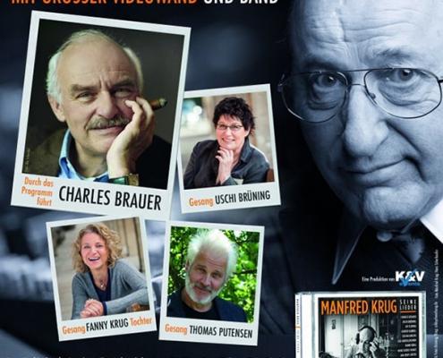 Hommage mit Charles Brauer