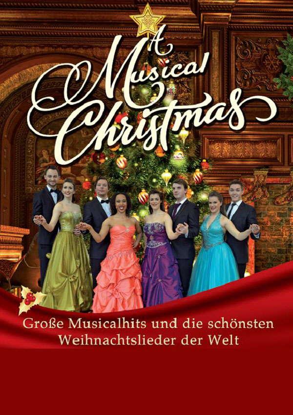Party Weihnachtslieder.A Musical Christmas Große Musicalhits Und Die Schönsten