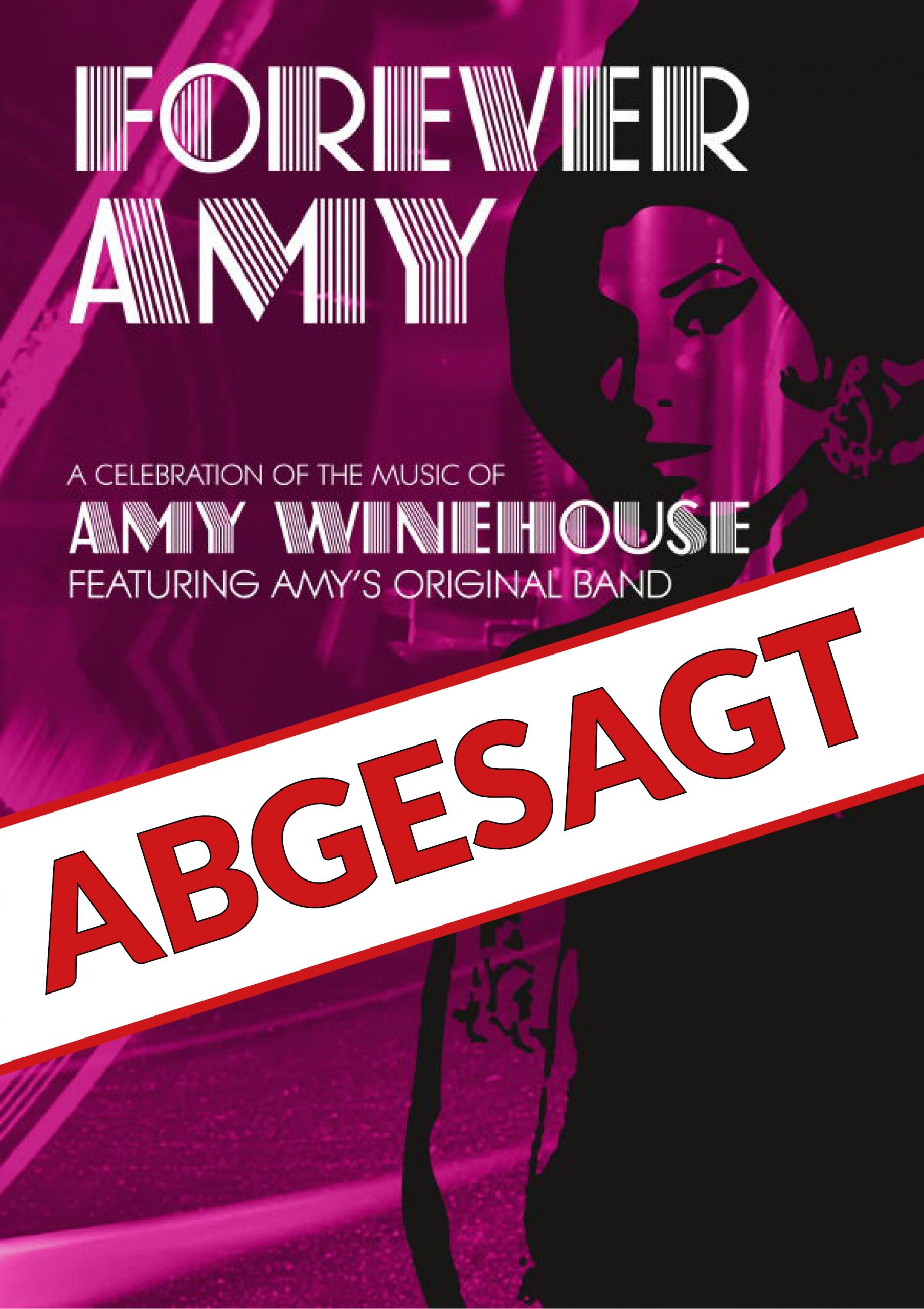 Forever Amy – ABGESAGT