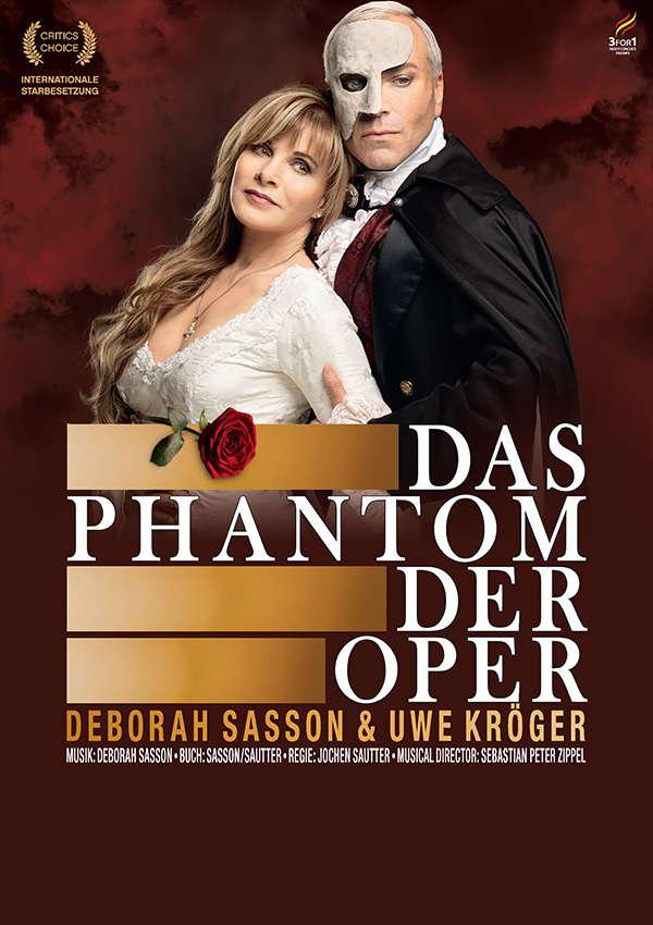 Das Phantom der Oper – Die Originalproduktion von Sasson/Sautter