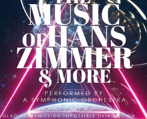 Das Film-Musik Konzert von Hans Zimmer im April 2019 in Bremen