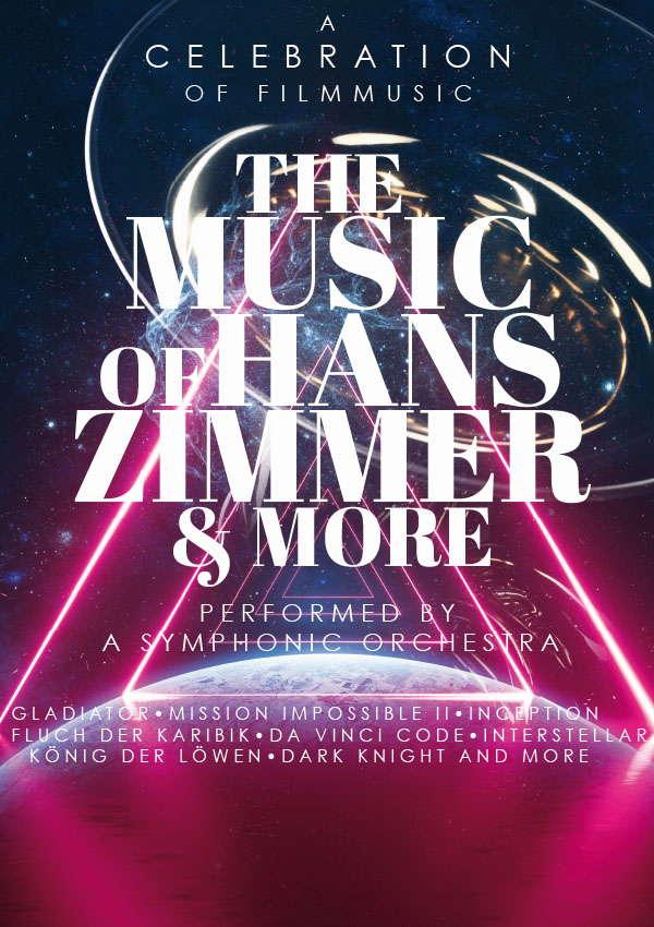 The Music of HANS ZIMMER & More – einmalige symphonische Welten