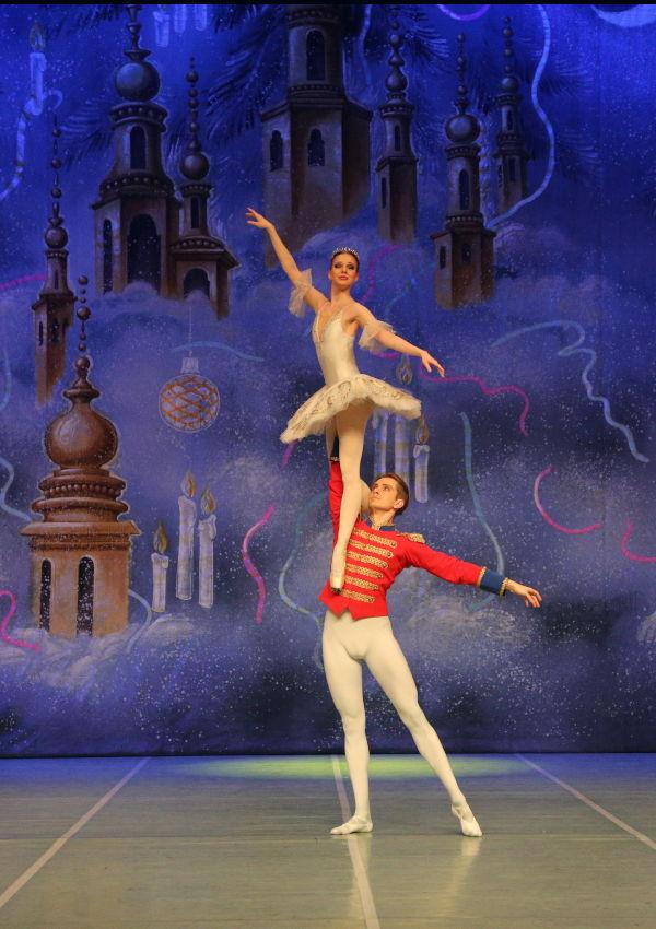 Nussknacker – Das beste Ballett-Märchen aller Zeiten (St. Petersburg)