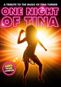 Die Konzertshow ONE NIGHT OF TINA - A Tribute to the Music of Tina Turner direkt aus London