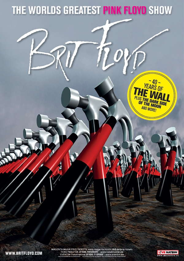 Brit Floyd - Pink Floyd Cover in Bremen