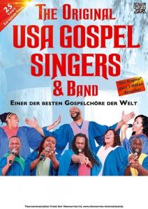 Kaufen Sie Tickets für The Original USA Gospel Singers & Band