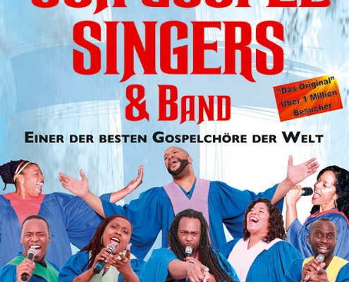 Kaufen Sie Tickets für The Original USA Gospel Singers & Band